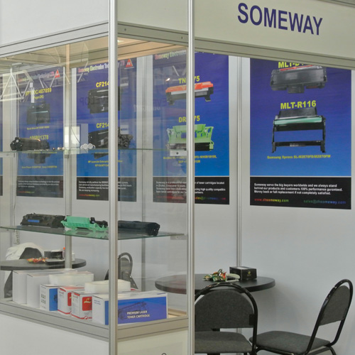 Someway in All-Russia Exhibition Center Pavilion May 20-22,2014