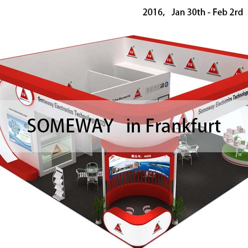 Paperworld 2016 in Frankfurt Jan 30th - Feb 2rd (We are in No. 6.0 C30)
