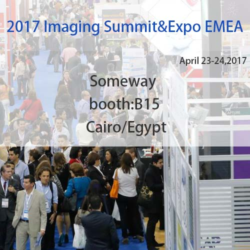 2017 Imaging Summit&Expo EMEA  April 23-24